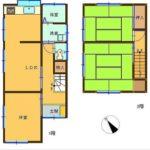 中古一戸建 3DK 宇和島市 中沢町1丁目 1,609万 リフォーム中 売買