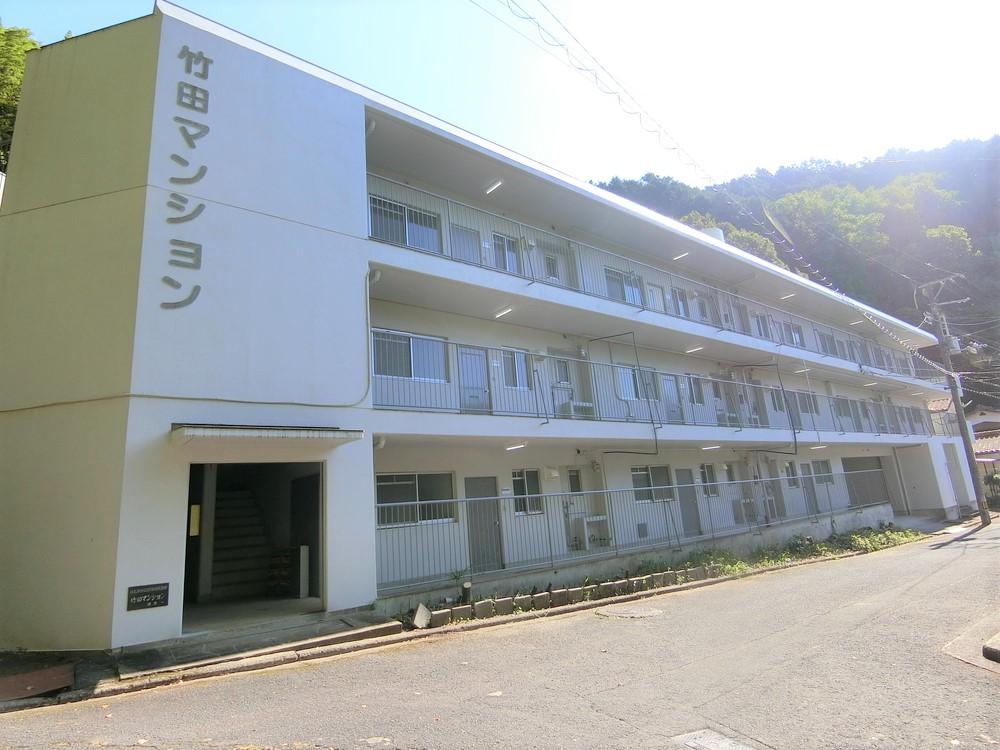 賃貸 3DK 宇和島市 宮下 3.6万 303号室 竹田マンション